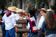 Chile - gauchos rodeo 15