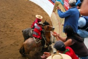 Chile - gauchos rodeo 27