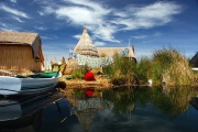 Floating islands Uros 1