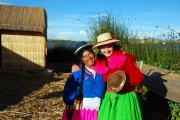 Floating islands Uros 2
