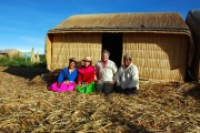 Floating islands Uros 3