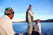 Floating islands Uros 4