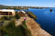 Floating islands Uros 5