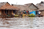 Iquitos - floaing village 1